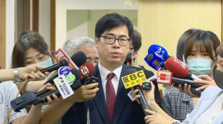 快新聞/66罷韓倒數三天 陳其邁:不管支持或不支持都要表達意見