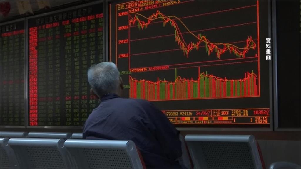 中國股市開盤暴跌8.7% 港股逆勢上漲