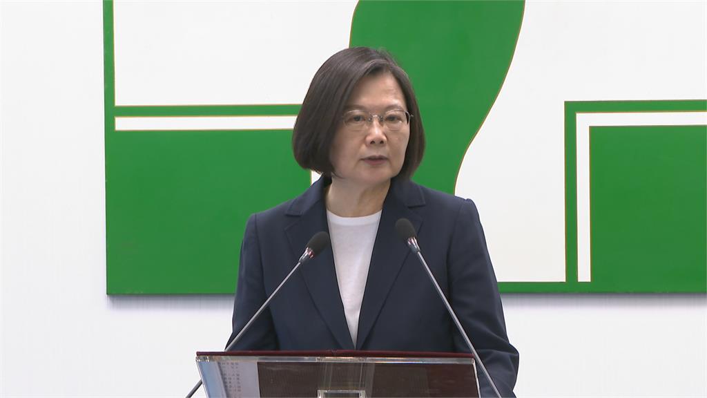國安法濫捕 香港情勢持續惡化!蔡英文承諾「人道救援」力挺