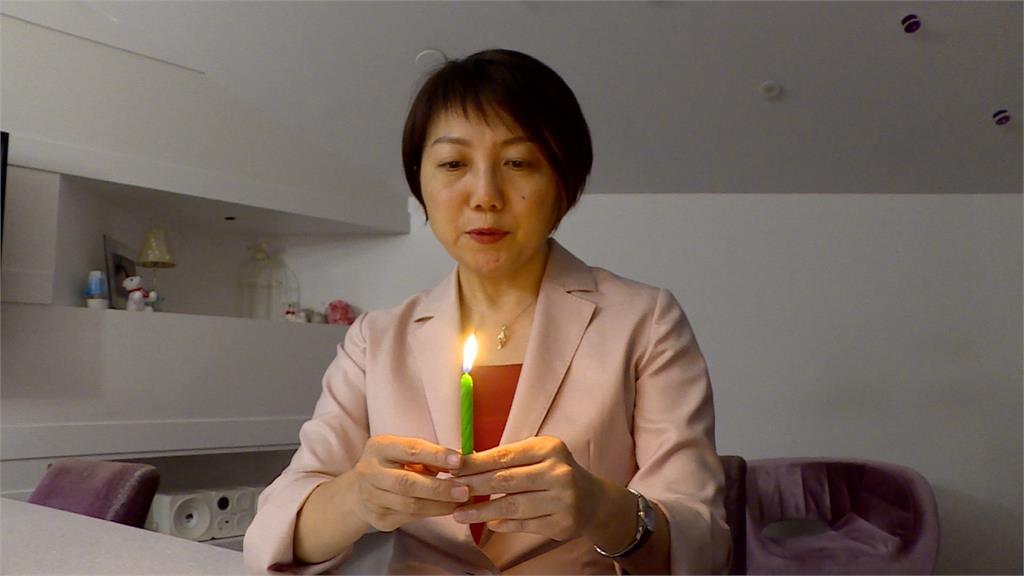 林飛帆號召「7點01分」燭光撐香港 多位立委響應
