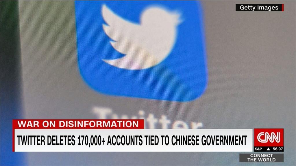 向中國網軍宣戰?推特刪除逾17萬假帳號
