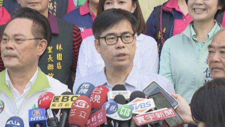 快新聞/李眉蓁說「蓮池潭30年沒變」 陳其邁反擊:韓國瑜任內時應該去講