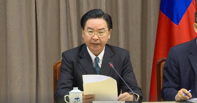 快新聞/吳釗燮與美智庫分享 「台灣模式」與「中國模式」不同點在這裡