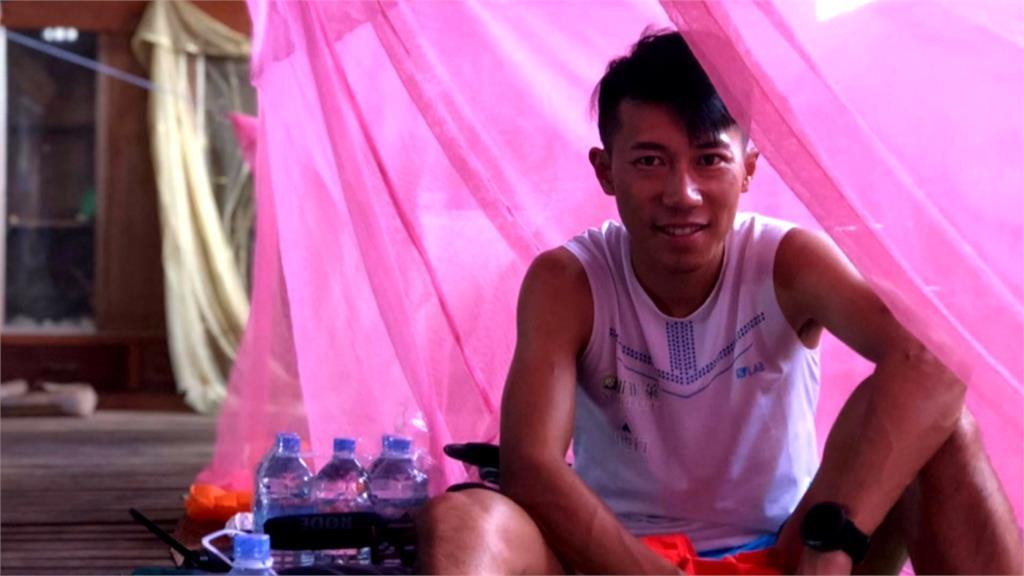征服柬埔寨220K超馬 陳彥博帶傷奮戰又奪冠