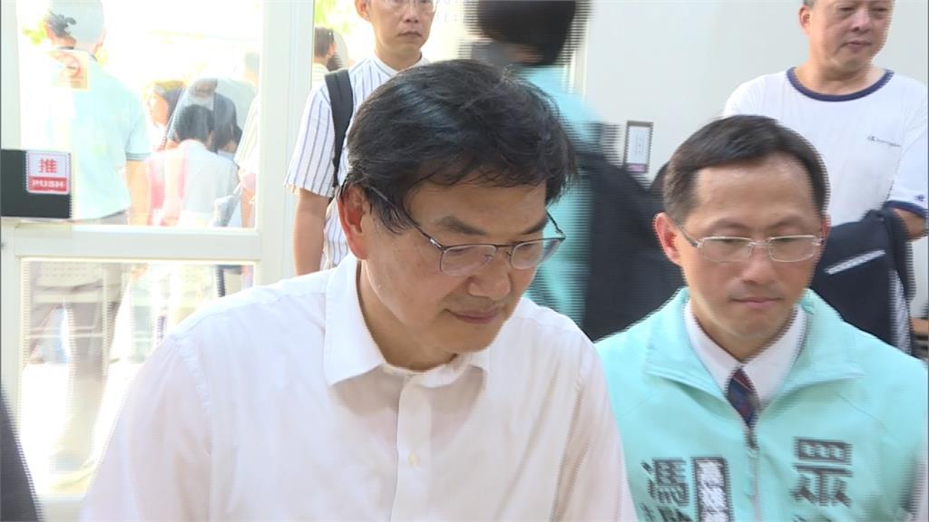 高市長補選 陳其邁、李眉蓁、吳益政三腳督