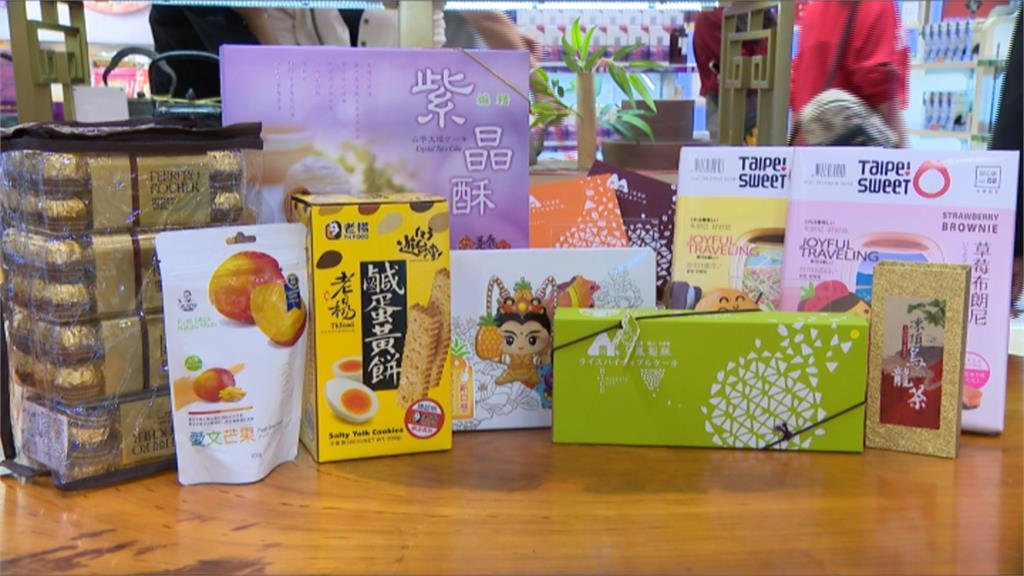 不只愛鳳梨酥!東南亞旅客來台熱衷買「金莎」