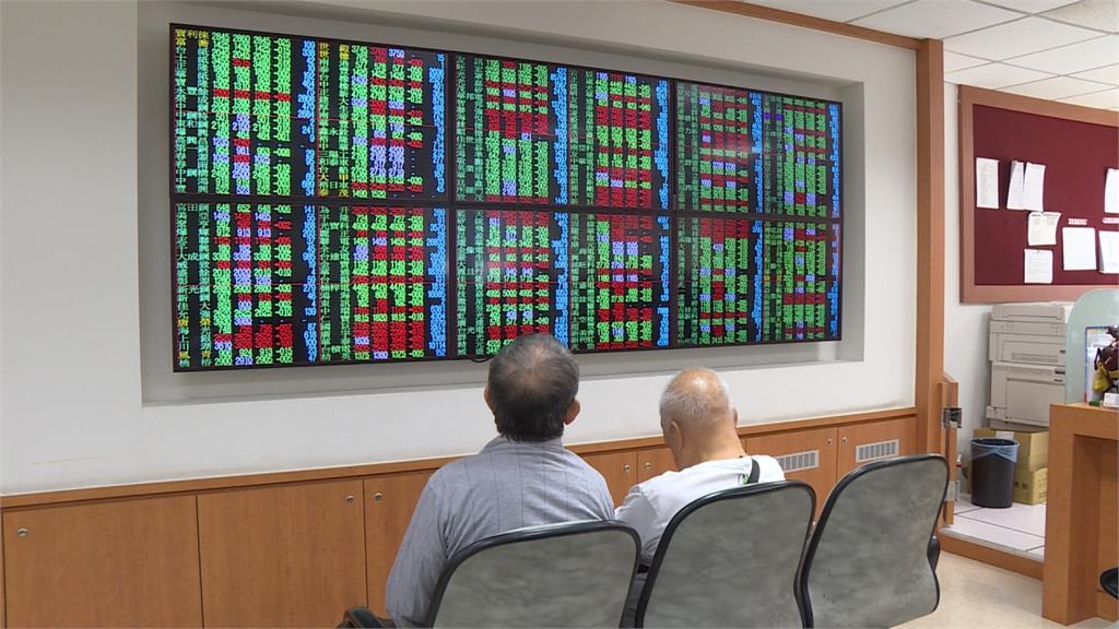 台股開盤漲16.5點 續創29年新高