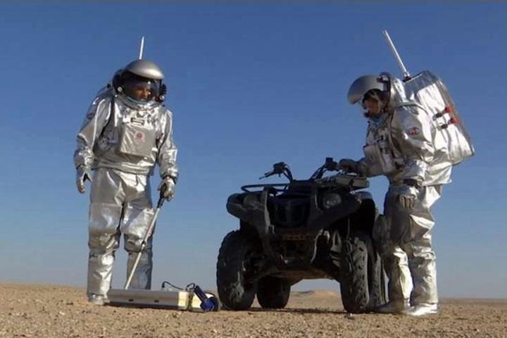 殖民火星不是夢?阿曼模擬火星生活環境