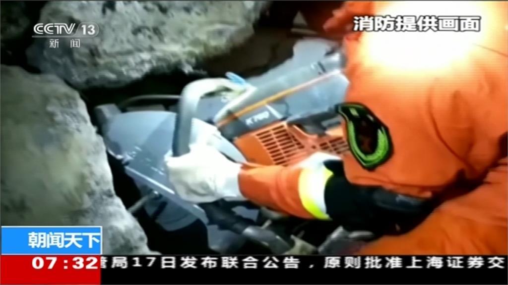 房屋震垮!四川6.0強震 至少釀11死123傷