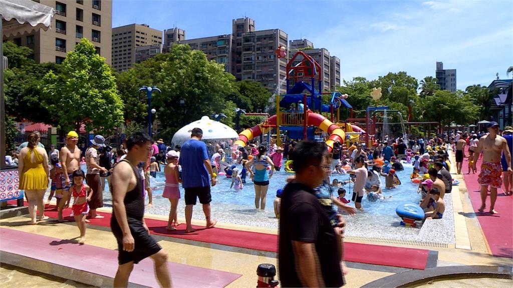 端午連假熱翻天 自來水園區入園人數破紀錄