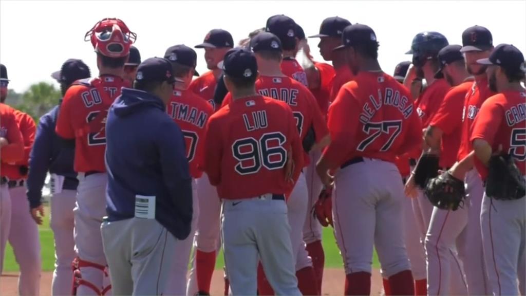 MLB/紅襪小聯盟球員確診 春訓基地關閉影響林子偉訓練