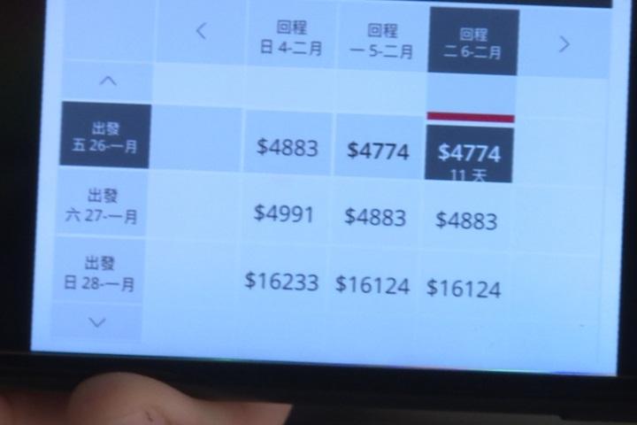 航空公司標錯價!5000元爽買北美長程機票
