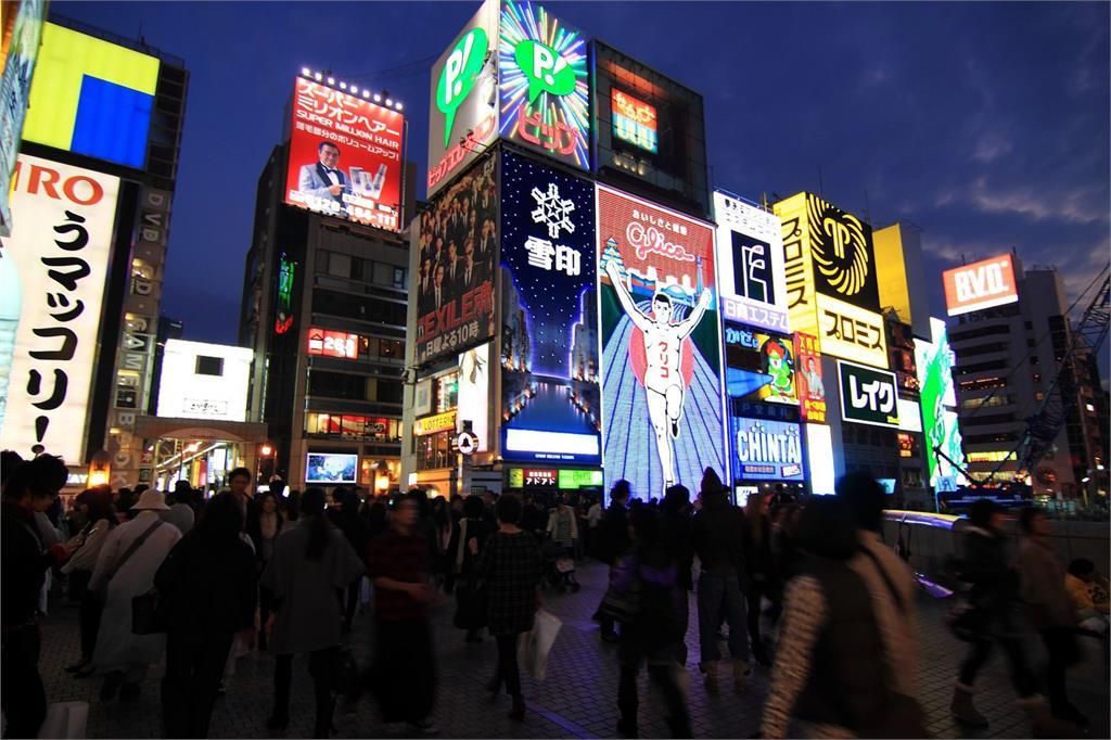 快新聞/日本大阪新增32例確診 「大阪模式」亮黃燈警戒