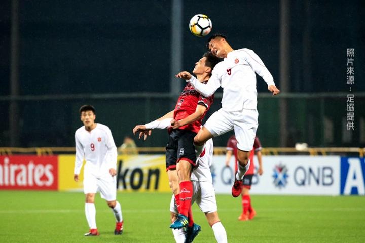 亞足聯分組賽 航源FC主場不敵北朝鮮最強隊伍