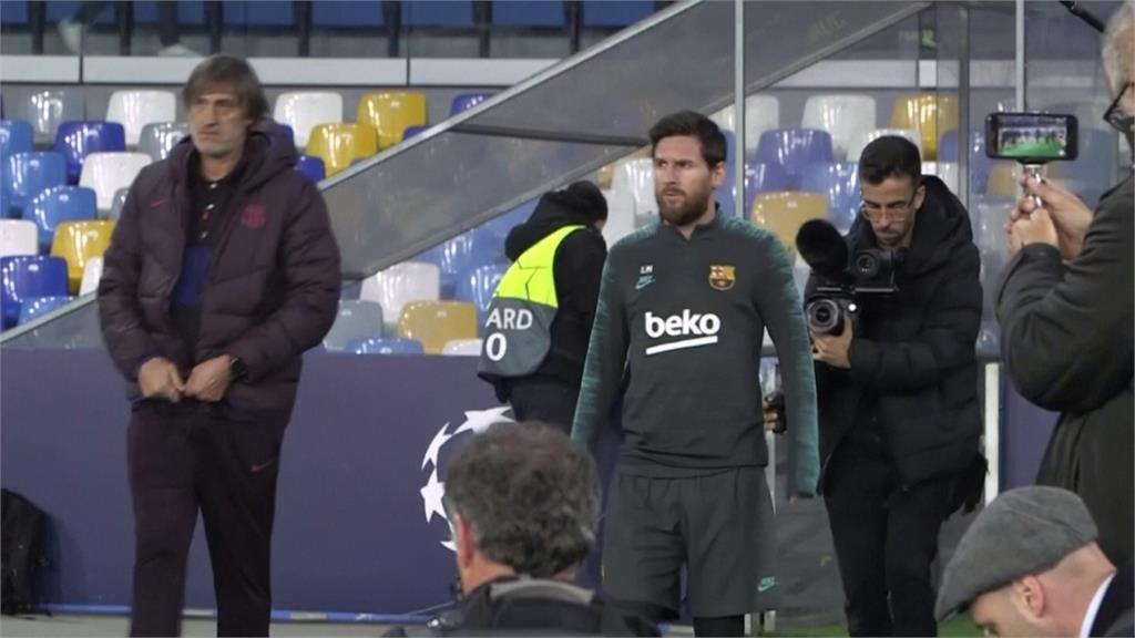 足球/巴塞隆納球員砍薪七成 梅西:願共體時艱但不滿球團施壓
