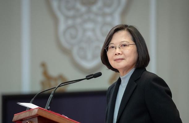 快新聞/蔡英文宣布捐口罩助全球抗疫  歐盟主席首公開感謝台灣!