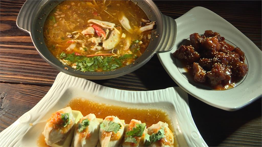 顛覆傳統印象!泰式魚捲酸甜開胃 客家筍包創意入菜