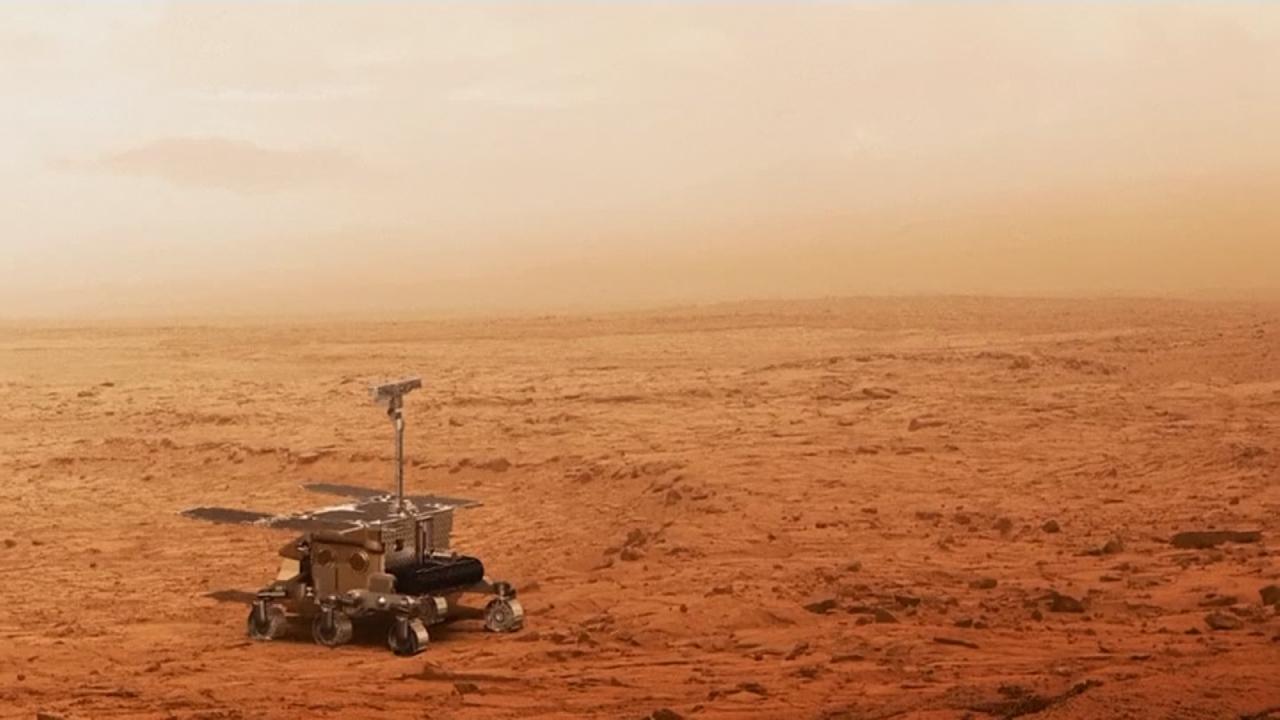 火星上有生物?歐洲科學家探測甲烷源頭