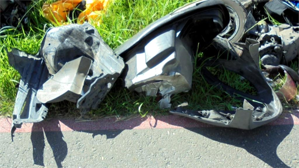 機車未兩段式左轉遭攔腰撞 母亡10歲女重傷