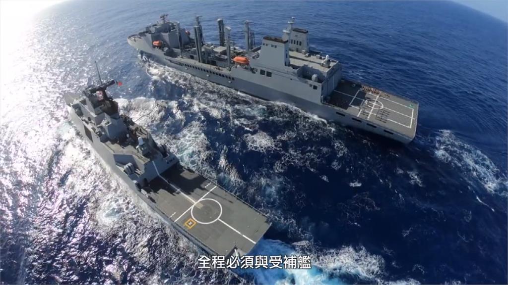 敦睦艦隊25天空檔有秘密任務?國防部證實執行海疆操演