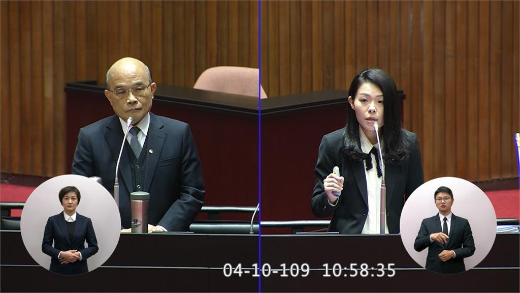 中國媒體收割台灣捐國外口罩善行 蘇貞昌動怒回這句