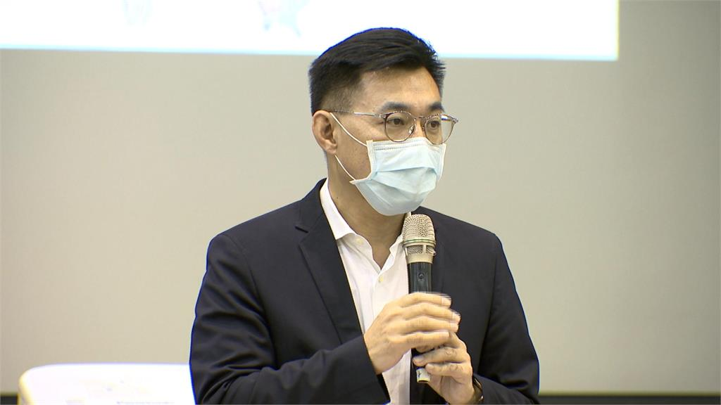 難看!國民黨主席江啟臣首邀藍縣市首長會商疫情...竟無人到場