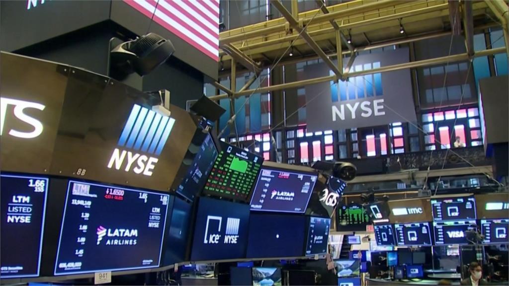 投資人無視示威看好景氣復甦 帶動美股收高