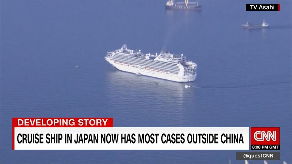 染病郵輪防疫大漏洞!船上乘客根本不知有武漢肺炎確認病例