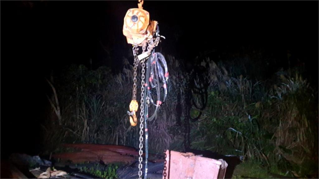 新竹北埔工安慘劇 3台電工人墜十層樓高喪命