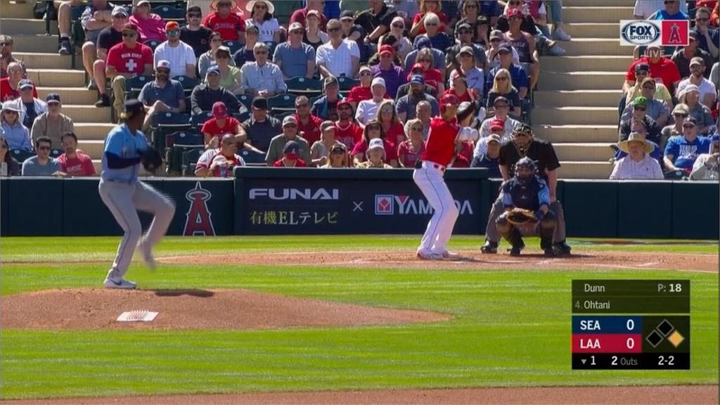 MLB/大谷春訓打擊陷低潮!天使總教練掛保證:開季會正常