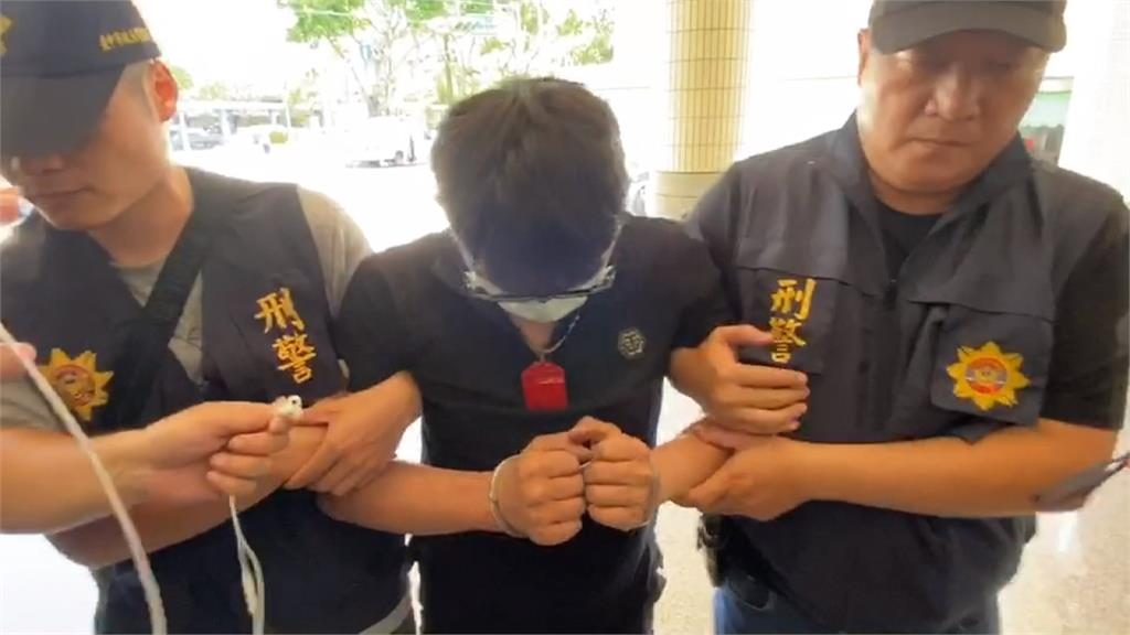 台中刑警跨區辦案1中彈1受傷 嫌遭攻堅落網