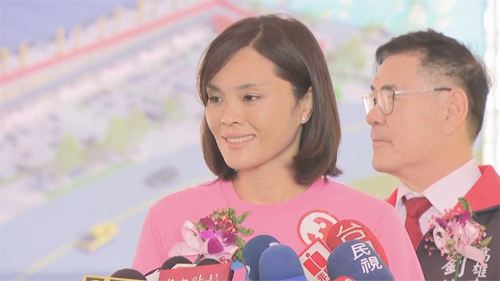 快新聞/邀吳益政當副市長遭批吃豆腐 李眉蓁:那是因為認同吳