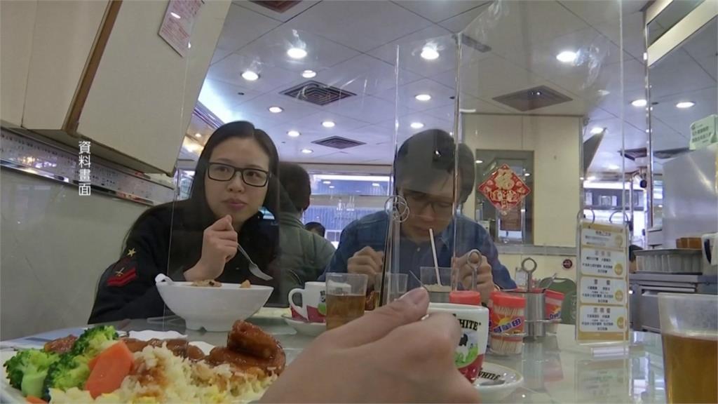 香港單日增52例創新高!餐飲業限縮服務、迪士尼再封園