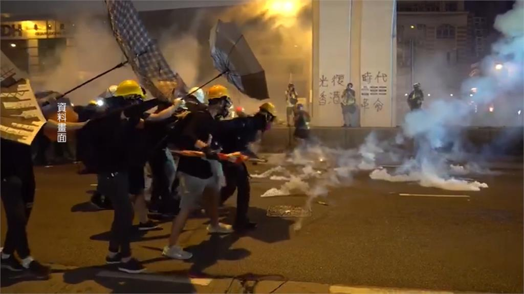 無懼港警威脅!香港網友今號召「反惡歌法大遊行」