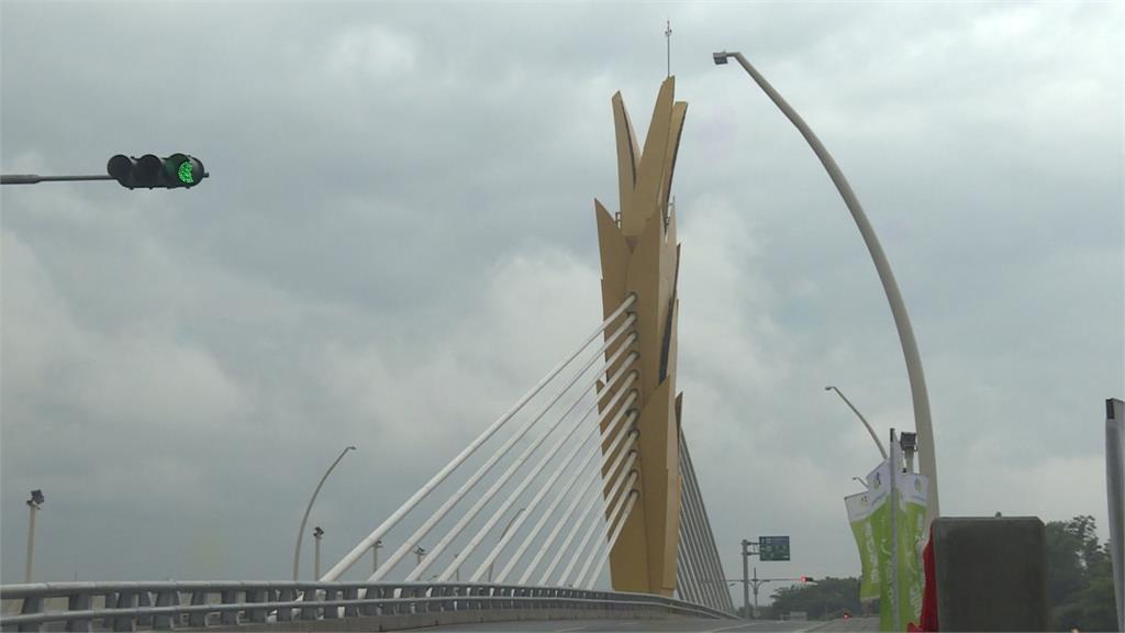 克服懸空、耐震、風壓等困難「雲禾大橋」今通車