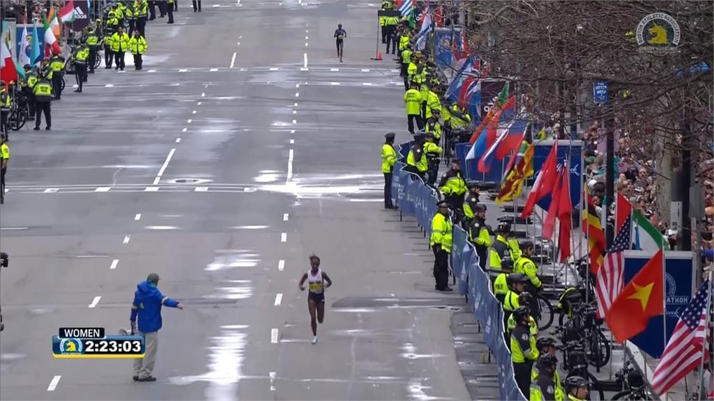 百年波士頓馬拉松首度停辦 參加者可自跑換完賽獎牌