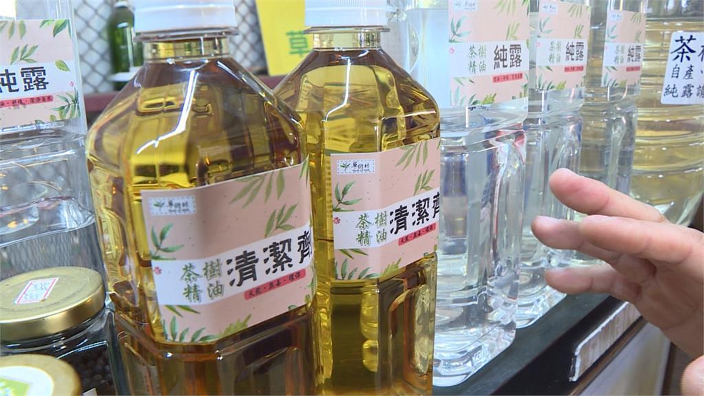 最新防疫利器正夯!茶樹精油副產品「純露」可消毒