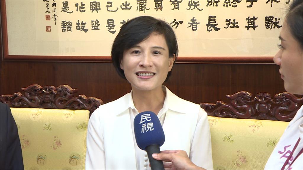 LIVE/不續任文化部長 鄭麗君受訪談未來動向