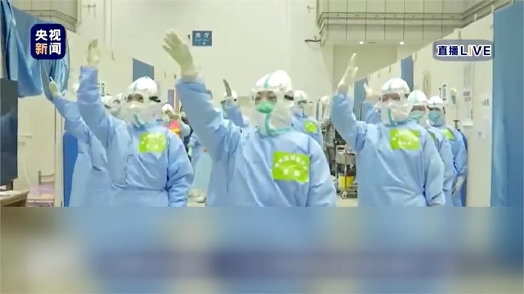武漢14間方艙醫院拚全面休艙 院長大讚:明智的選擇