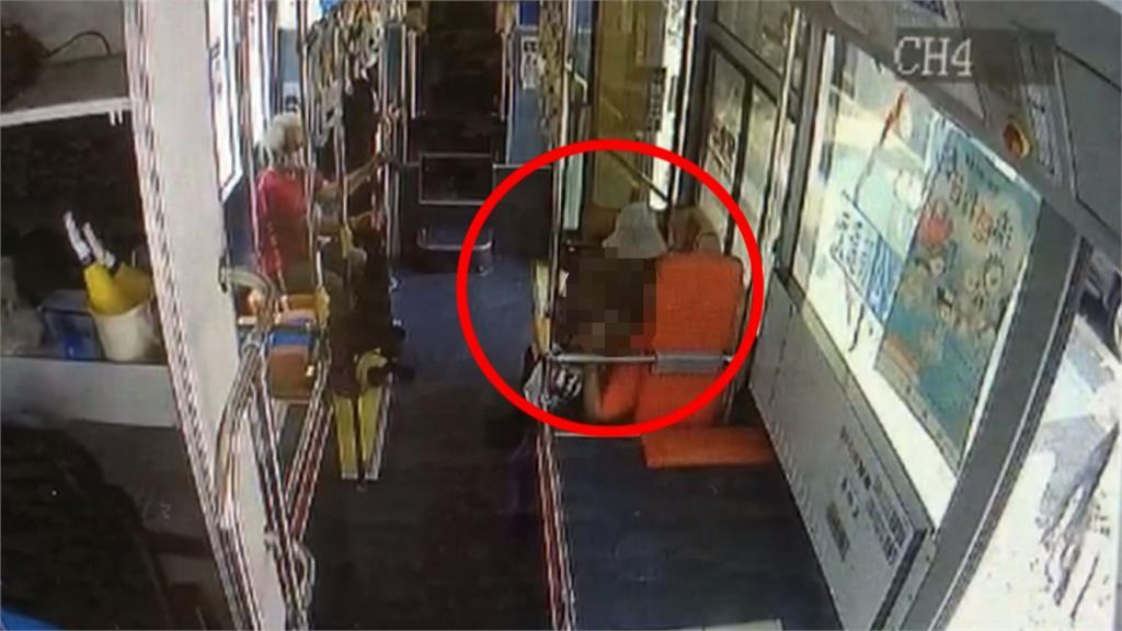 搭公車不戴口罩遭拒載 高雄婦人辱罵司機、持傘襲警