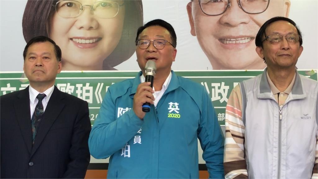 韓國瑜缺席宜蘭造勢 陳歐珀:呂國華是最大受害者