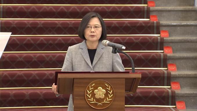 快新聞/回擊譚德塞! 蔡英文邀請訪台:親自感受台灣人所受歧視與孤立