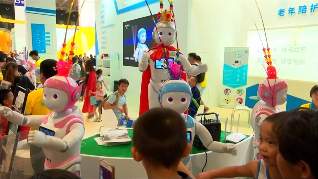 貿易戰無緩解 中國機器人產業恐淪犧牲品