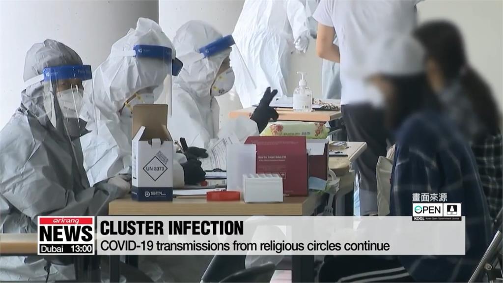 首爾「旺成教會」爆群聚感染 恐危及國會電視台