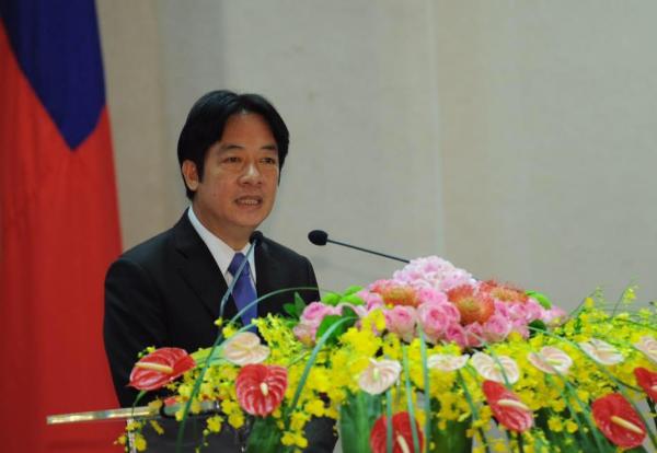 快新聞/中國全票通過港版國安法 賴清德:香港一切台灣人感同身受