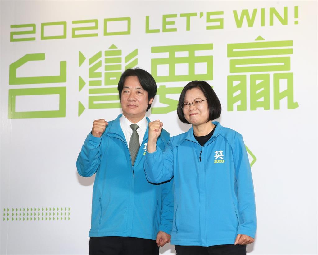 選戰倒數最後衝刺 蔡英文回防北台灣搶攻選票