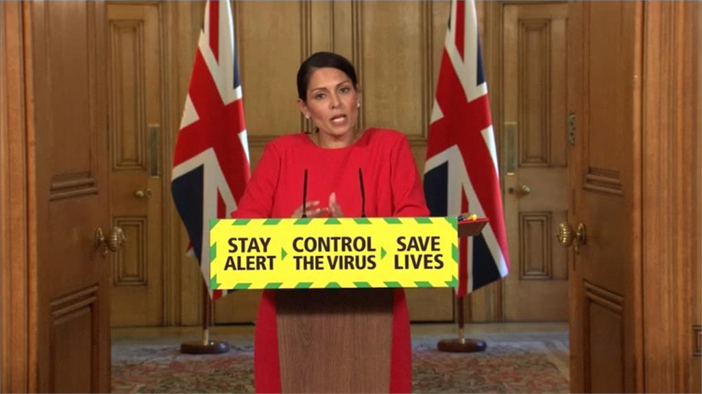 英國宣布6/8起入境一律隔離14天 違者罰1000英鎊