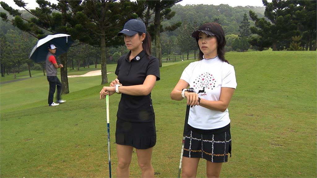打高爾夫不用靠桿弟!穿戴裝置助你精準揮桿