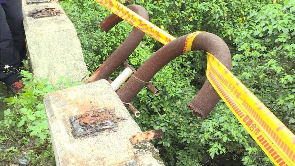 欄杆鏽斷工程師墜橋亡 基隆市府國賠2618萬