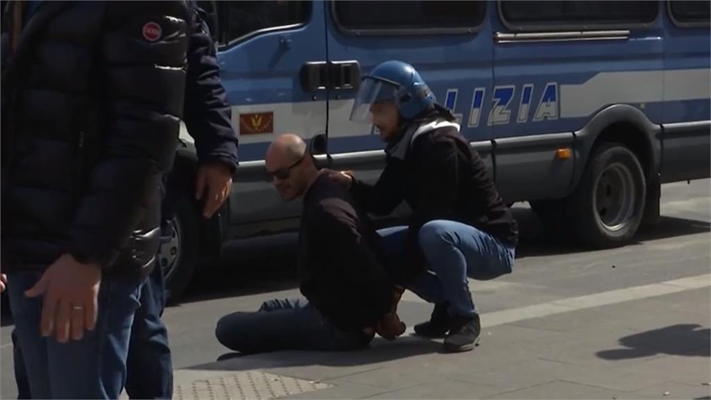 義大利政府為防疫「禁止探監」 數十座監獄暴動要求特赦